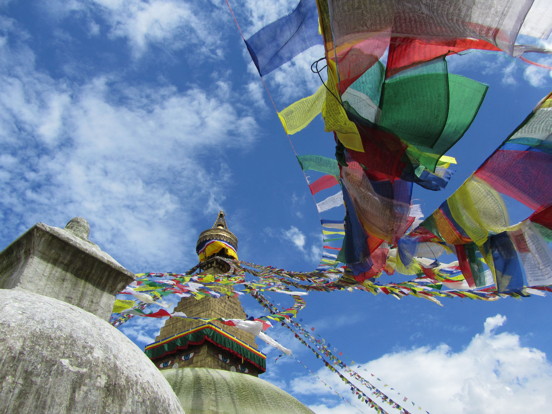 Nepal-Kathmandu-Boudhanath-Stupa