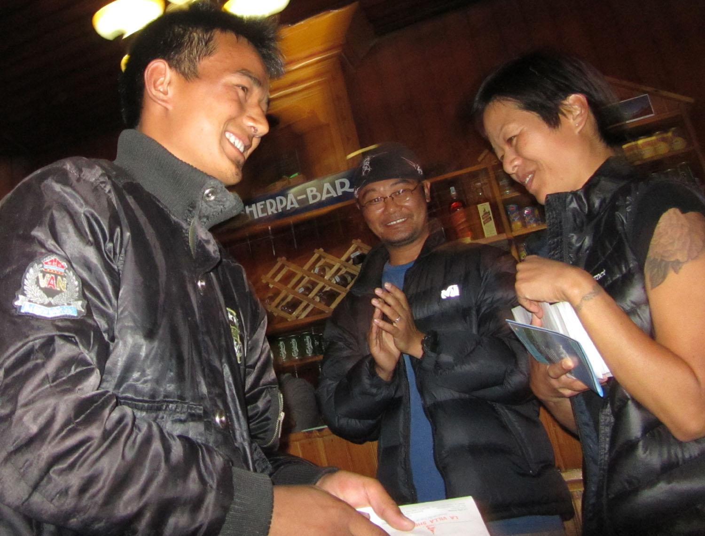 Nepal-Everest-Region-Trek-Day-09-Party-Tips