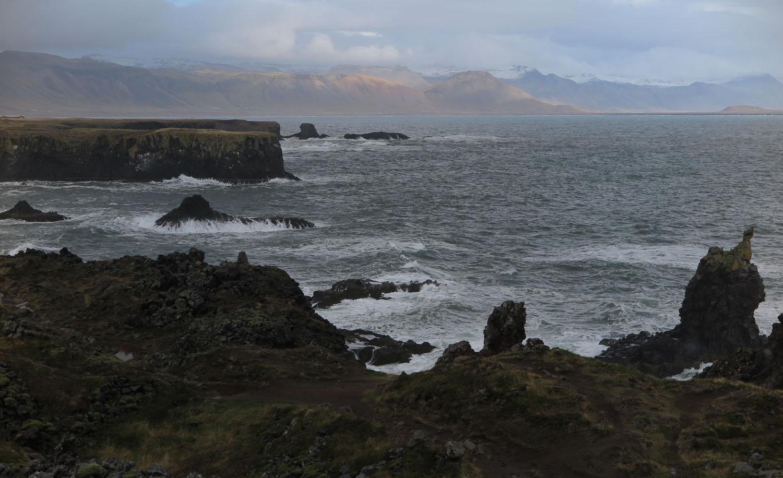 Iceland-Coastline
