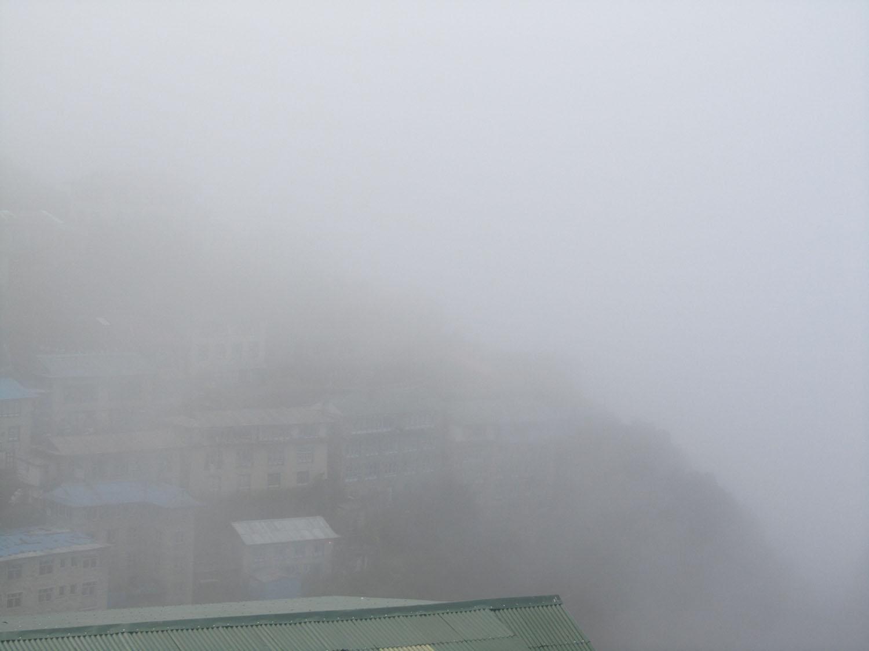 Nepal-Everest-Region-Trek-Day-03-Namche-Clouds
