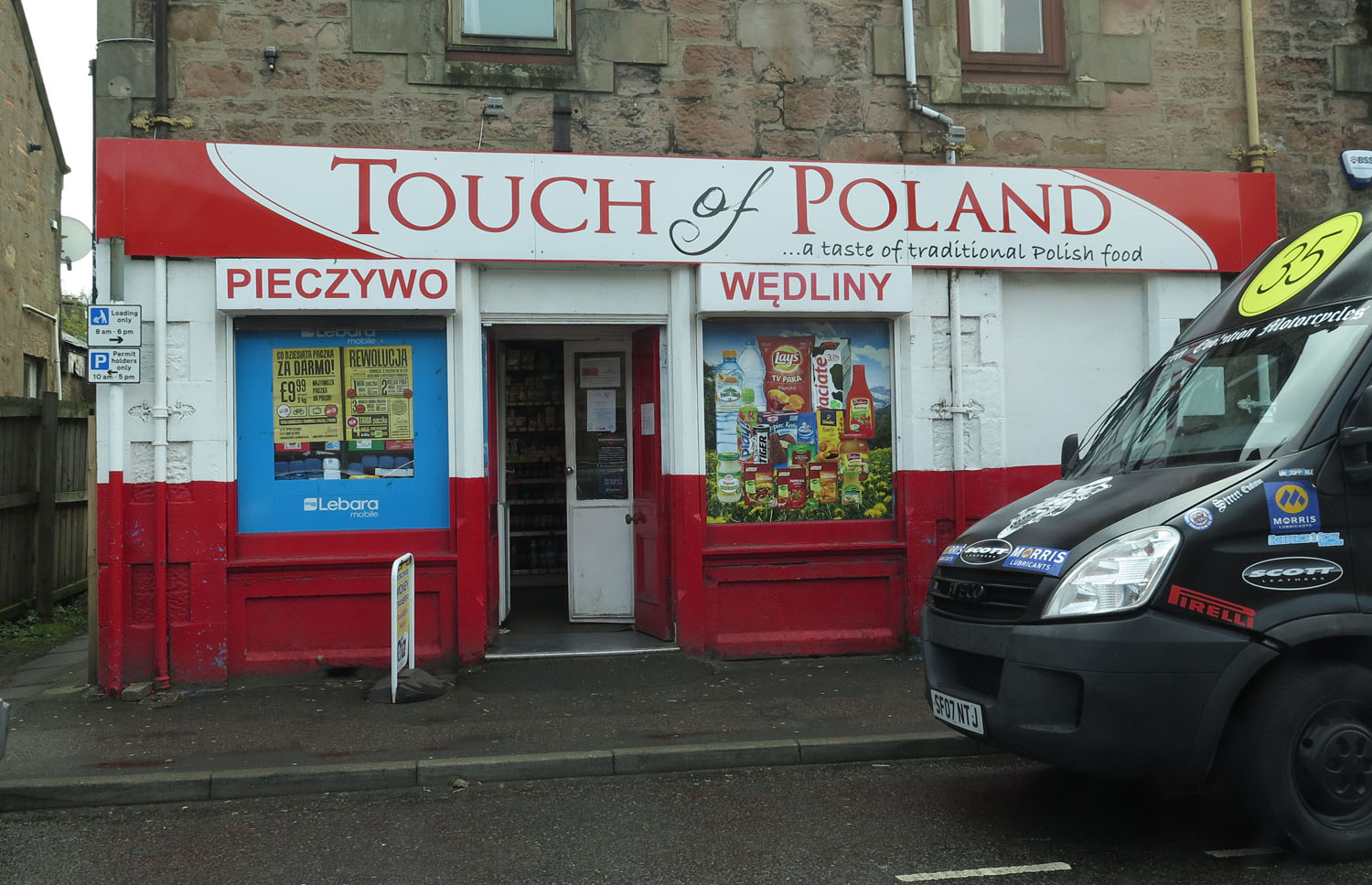 Scotland-Lowlands-Perth-Polish-Grocery