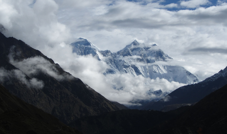 Nepal-Everest-Region-Trek-Day-05-Mount-Everest