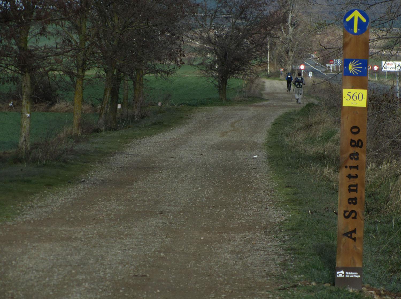 Camino-De-Santiago-Waymarkers-Mileage