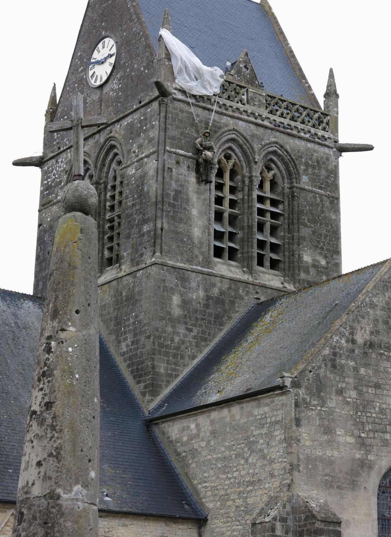 France-Normandy-D-Day-Sainte-Mere-Eglise