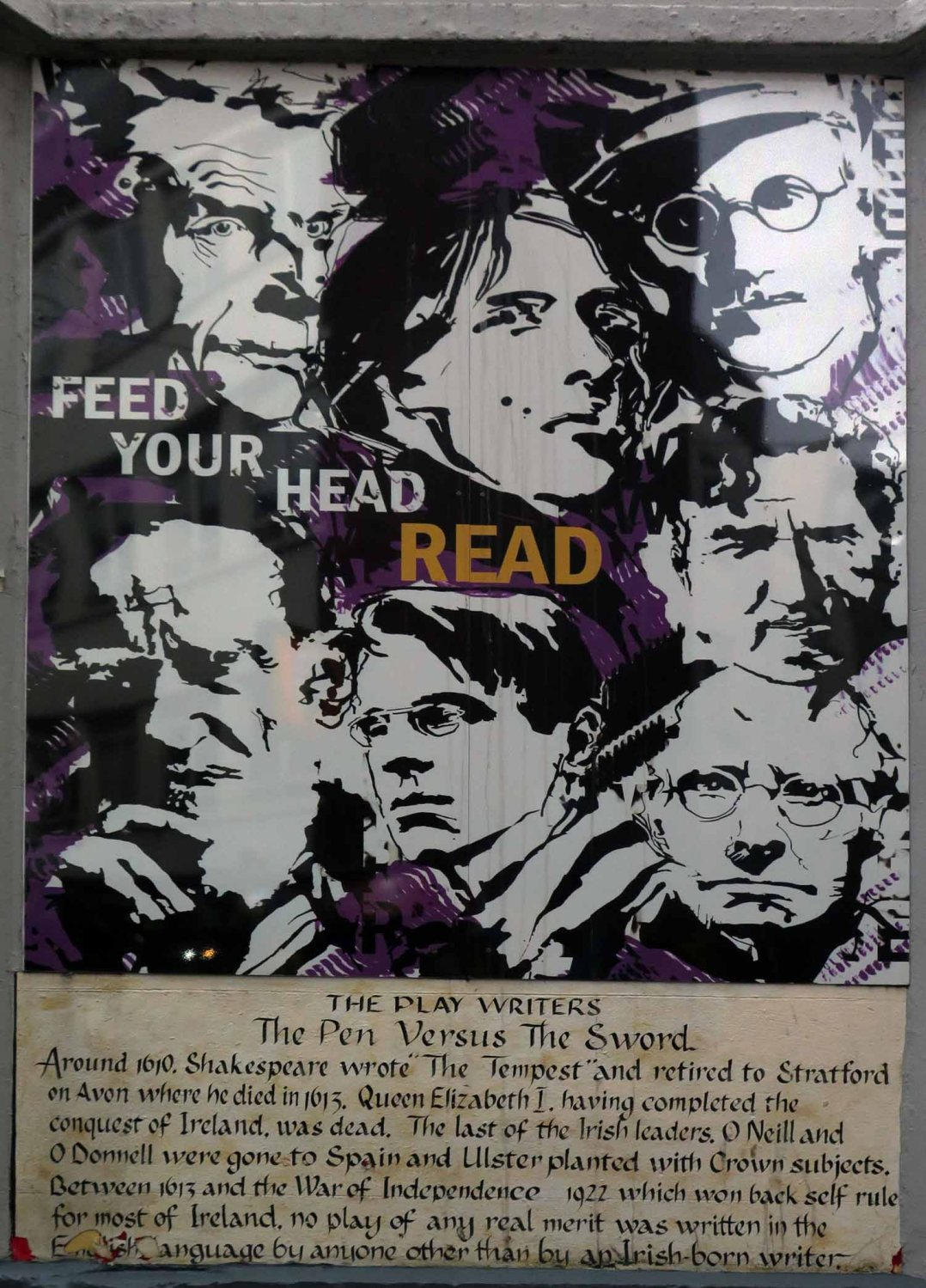 Ireland-Dublin-Feed-Your-Head-Read