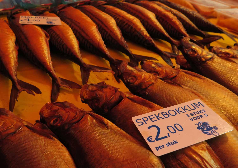 Netherlands-Amsterdam-Albert-Cuyp-Markt-Fish
