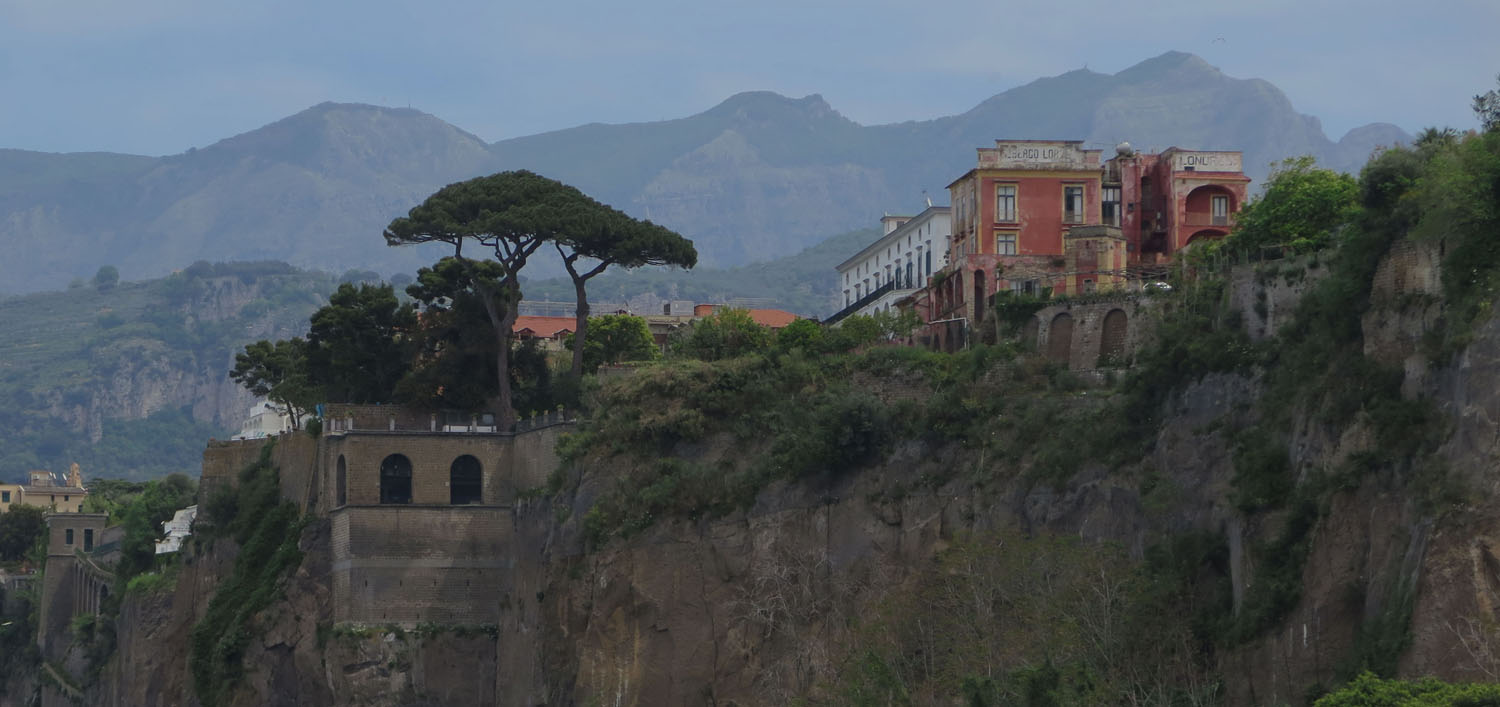 Italy-Sorrento-Scenery