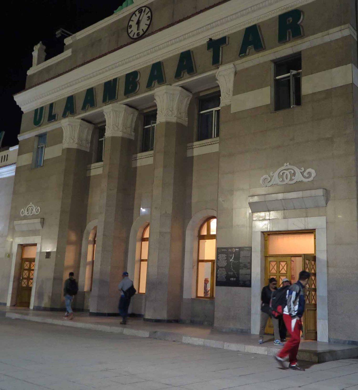 Mongolia-Ulanbator-Train-Station