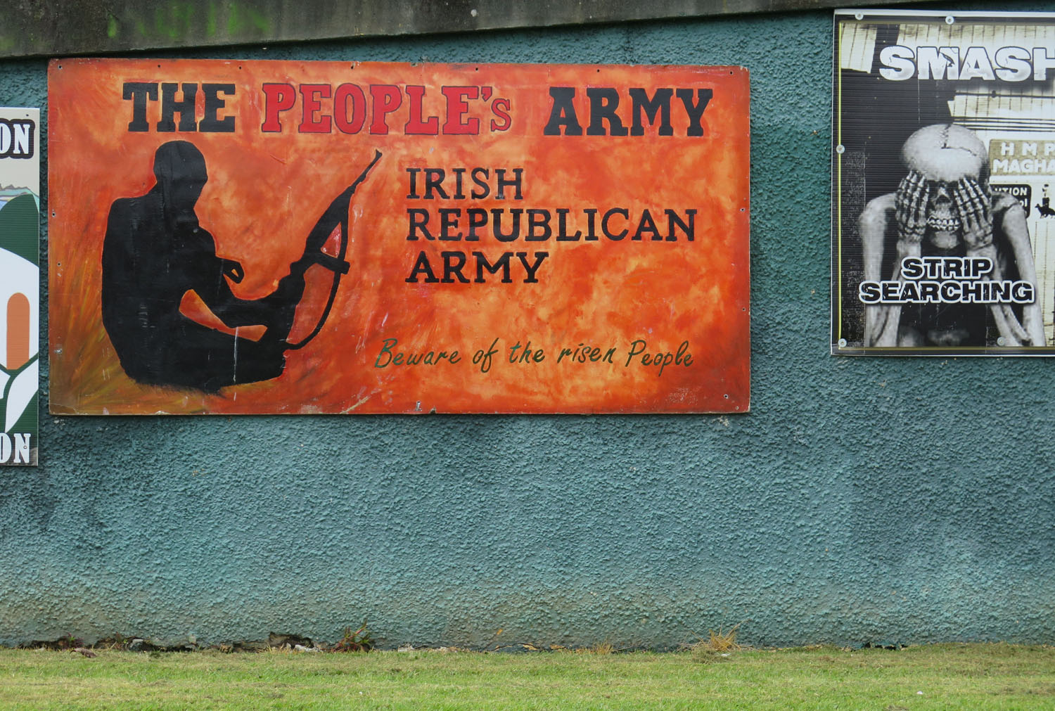 Northern-Ireland-Derry-Londonderry-The-Peoples-Army