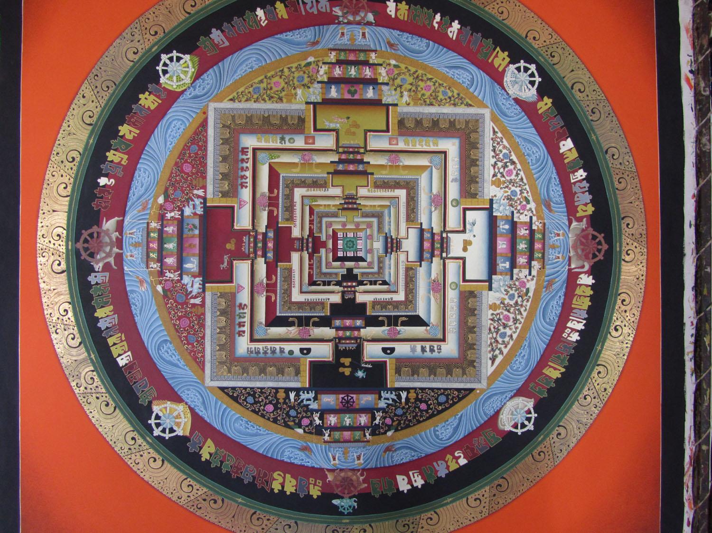 Nepal-Kathmandu-Mandala