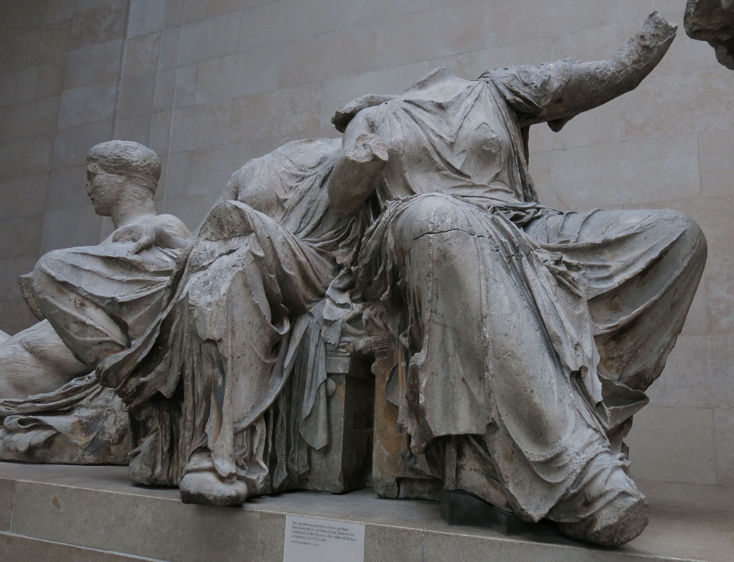 England-London-British-Museum-Parthenon-Marbles