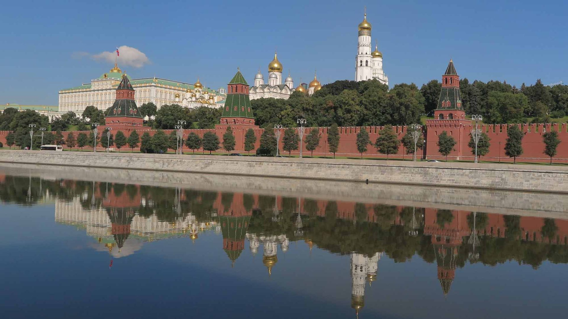 Russia-Moscow-Kremlin