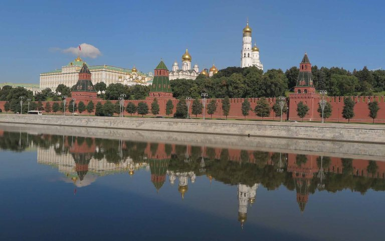 Russia-Moscow-Kremlin