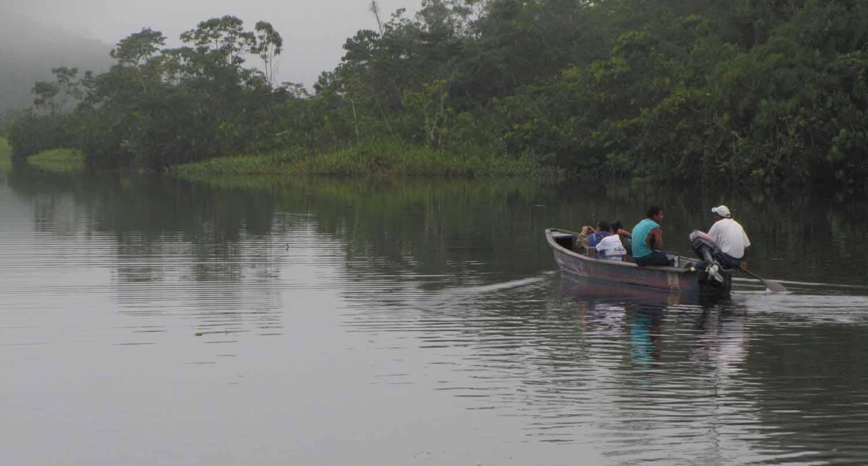 Amazon-Lake