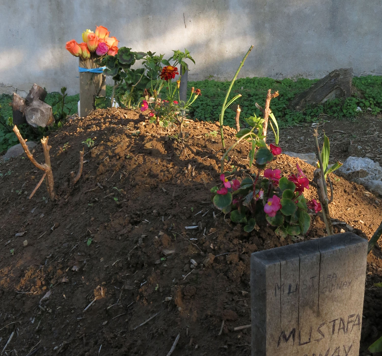 Turkey-Bosphorus-Grave