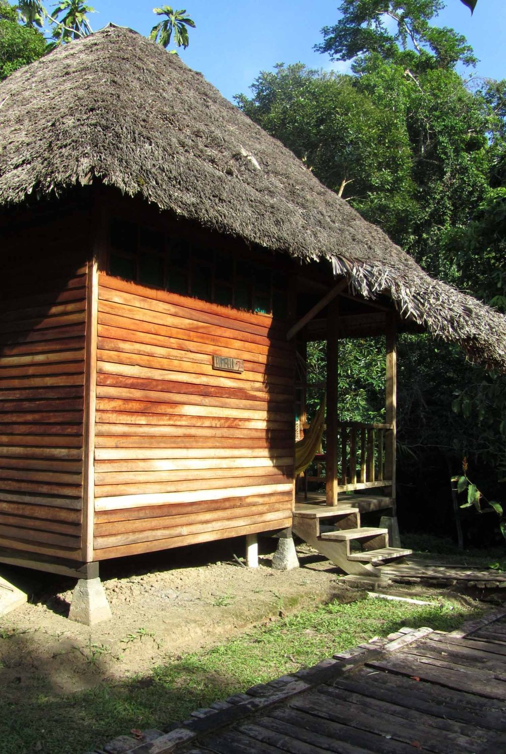 Amazon-Sani-Lodge-Cabana-Exterior