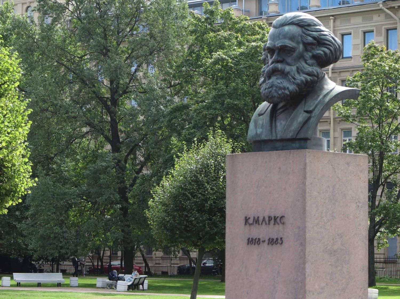 Russia-Saint-Petersburg-Karl-Marx