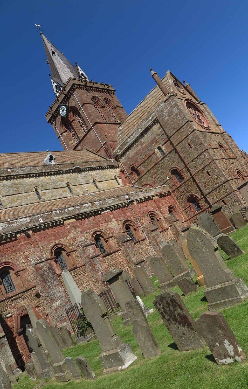 Scotland-Orkney-Kirkwall-Saint-Magnus