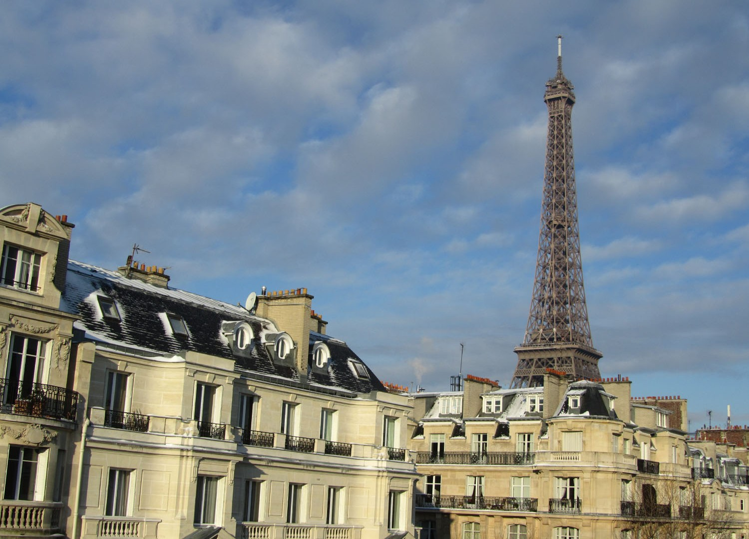 France-Paris-Eiffel-Tower-From-Hotel