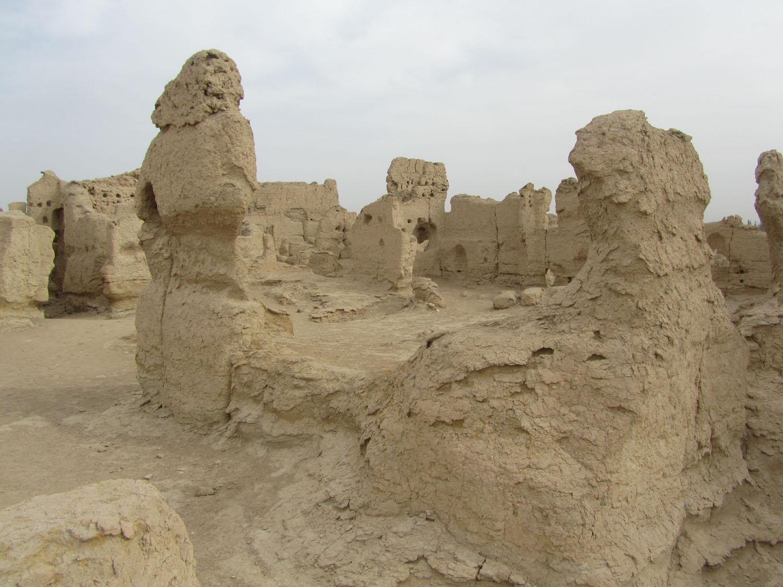 China-Turpan-Gaochang-Ruins