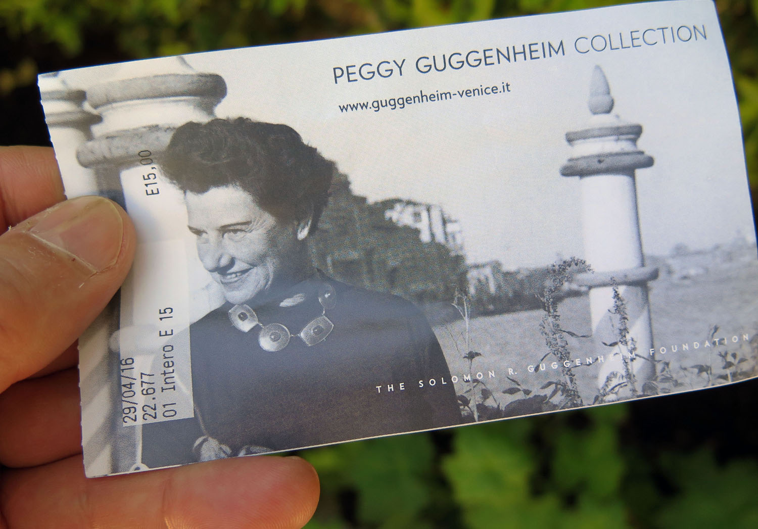 Italy-Venice-Guggenheim-Collection