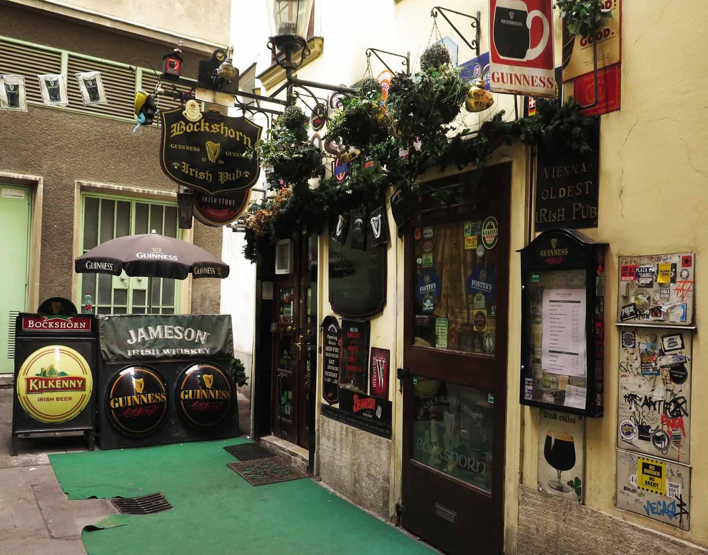 Austria-Vienna-Irish-Pub
