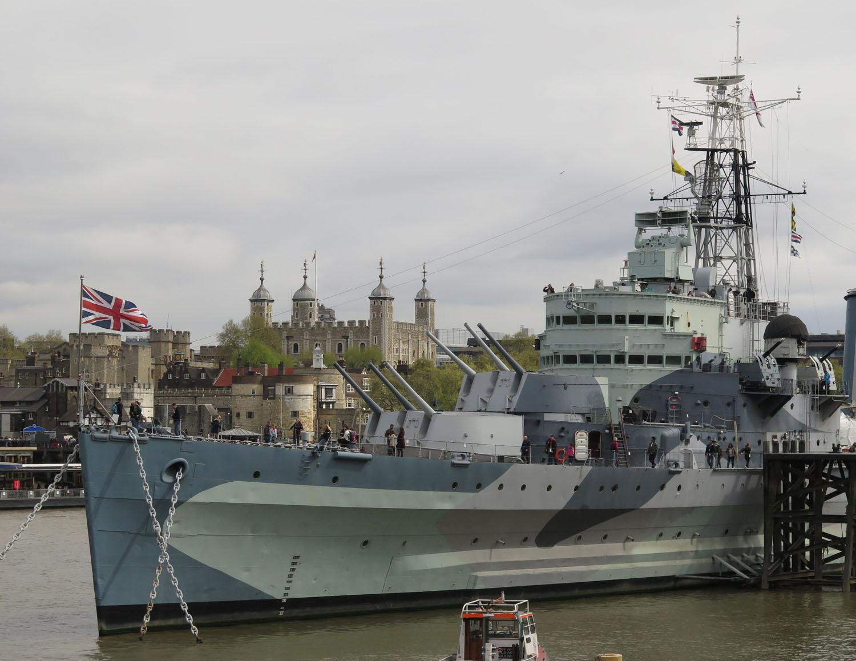 England-London-Thames-HMS-Belfast