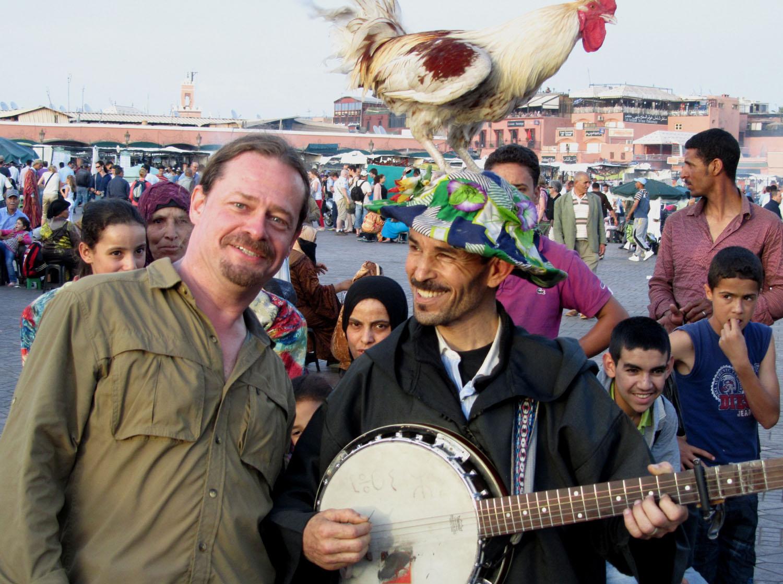 Morocco-Marrakech-Djemaa-El-Fna-Chicken