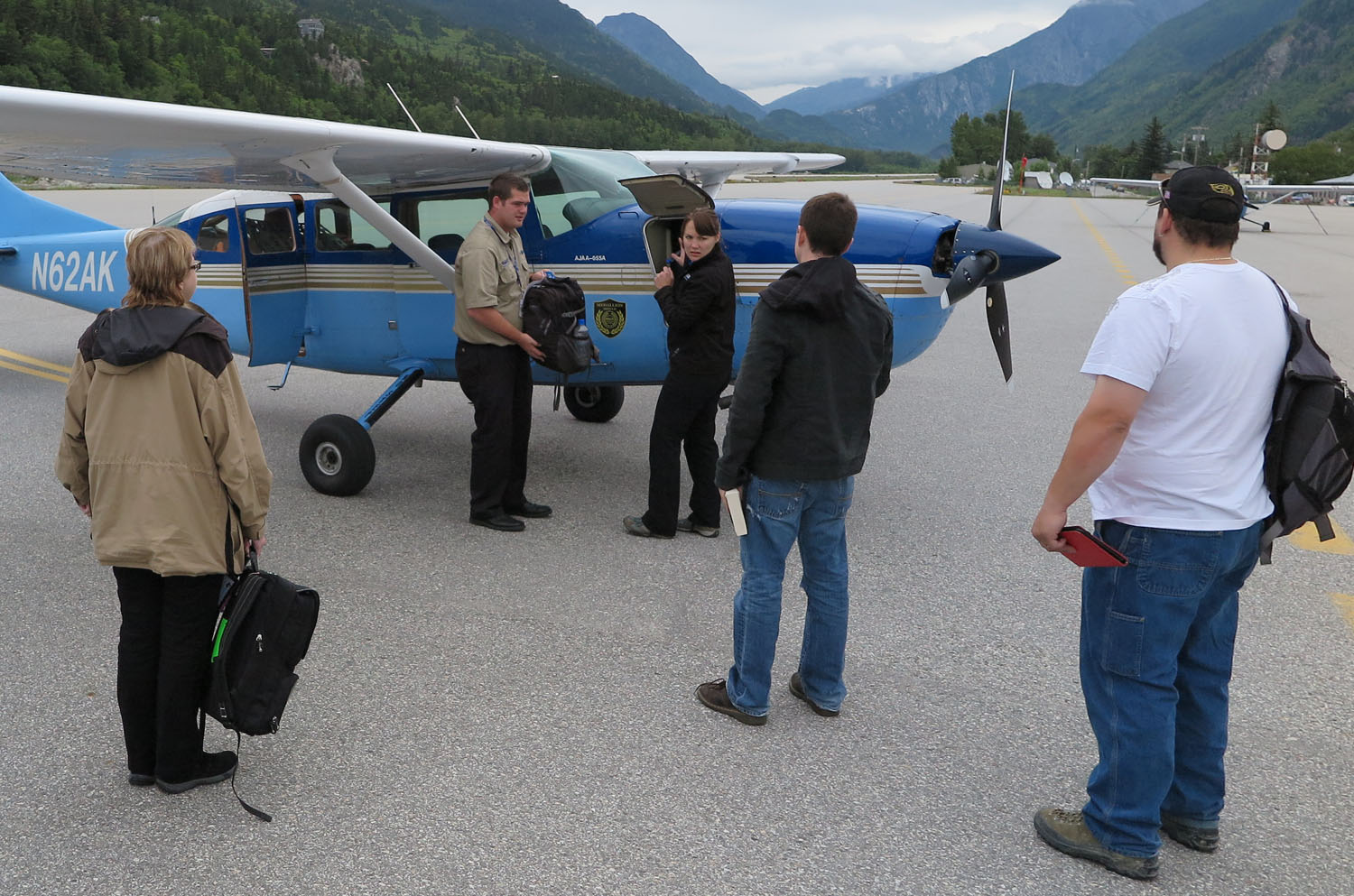 Alaska-Flight-Skagway-To-Juneau
