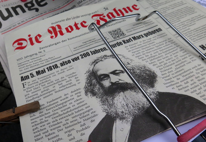 germany-dresden-communist-newspaper