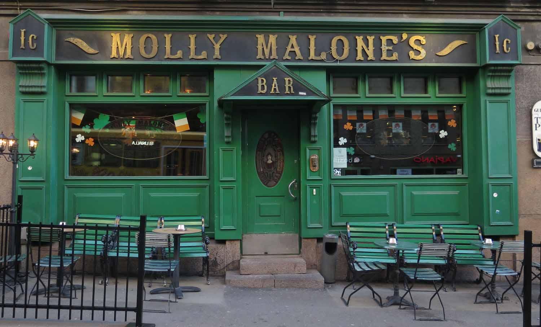 Finland-Helsinki-Molly-Malones
