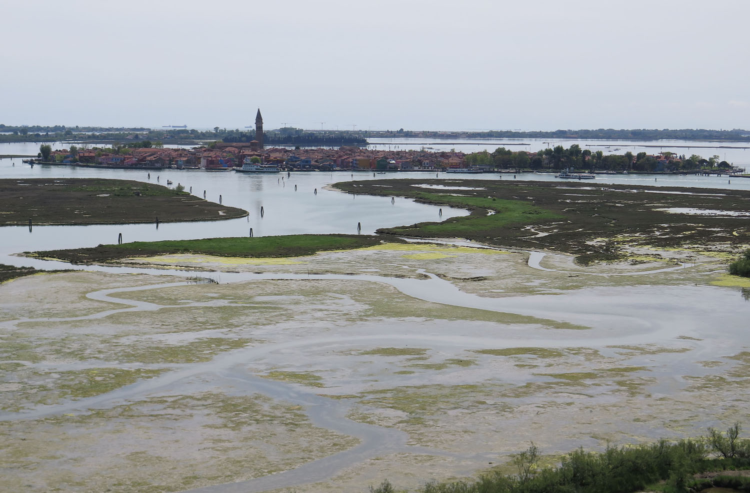 Italy-Venice-Islands-Torcello-Basilica-View-From-Campanile