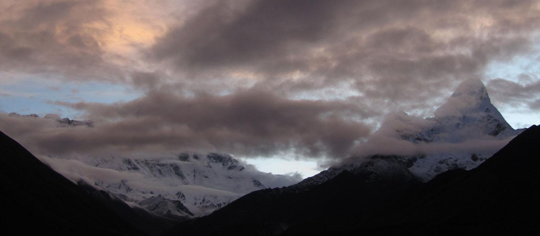 Nepal-Everest-Region-Trek-Day-05-Mount-Everest-Sunrise