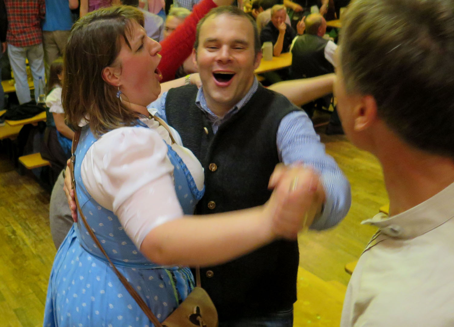 Germany-Munich-Starkbierfest