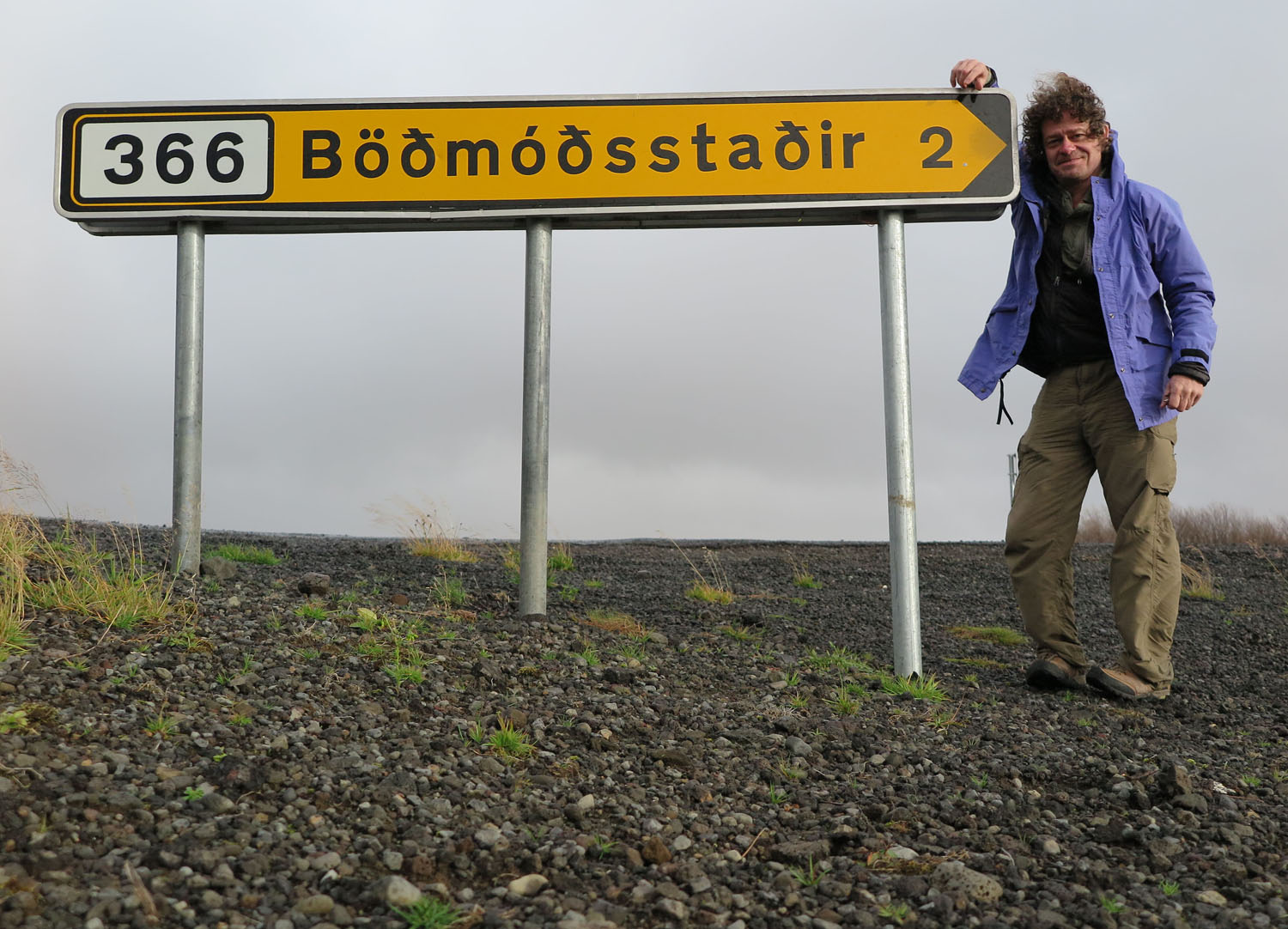 Iceland-Roads-Sign