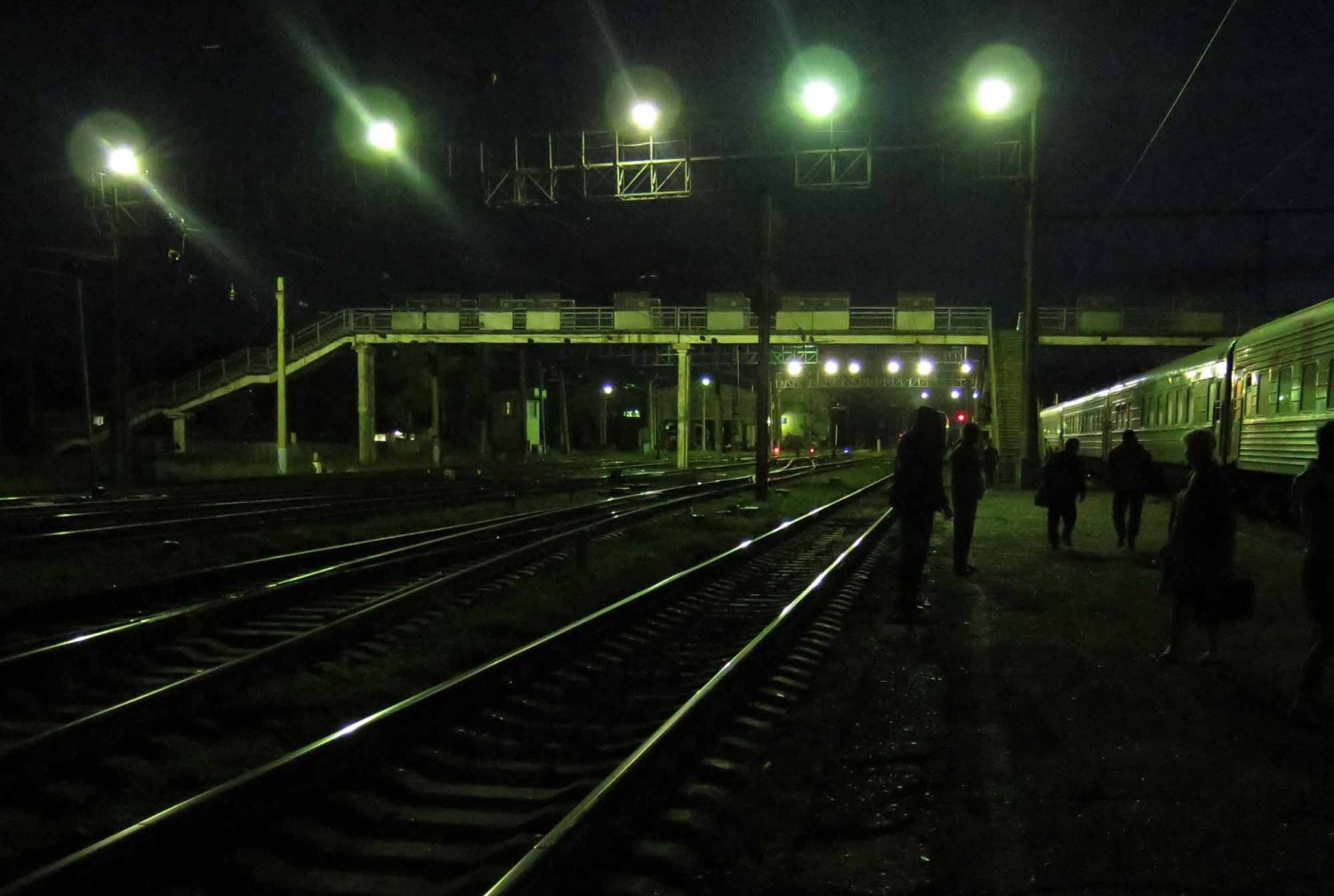 Russia-Trans-Siberian-Railway-Stop-Night