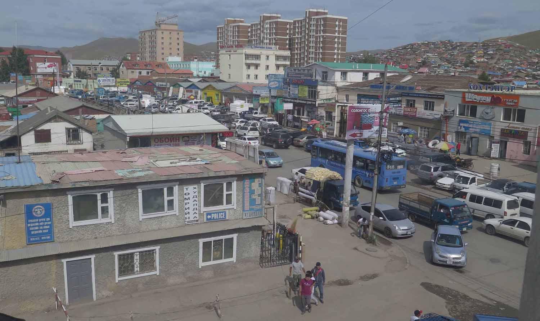 Mongolia-Ulanbator-Street-Scenes-Market