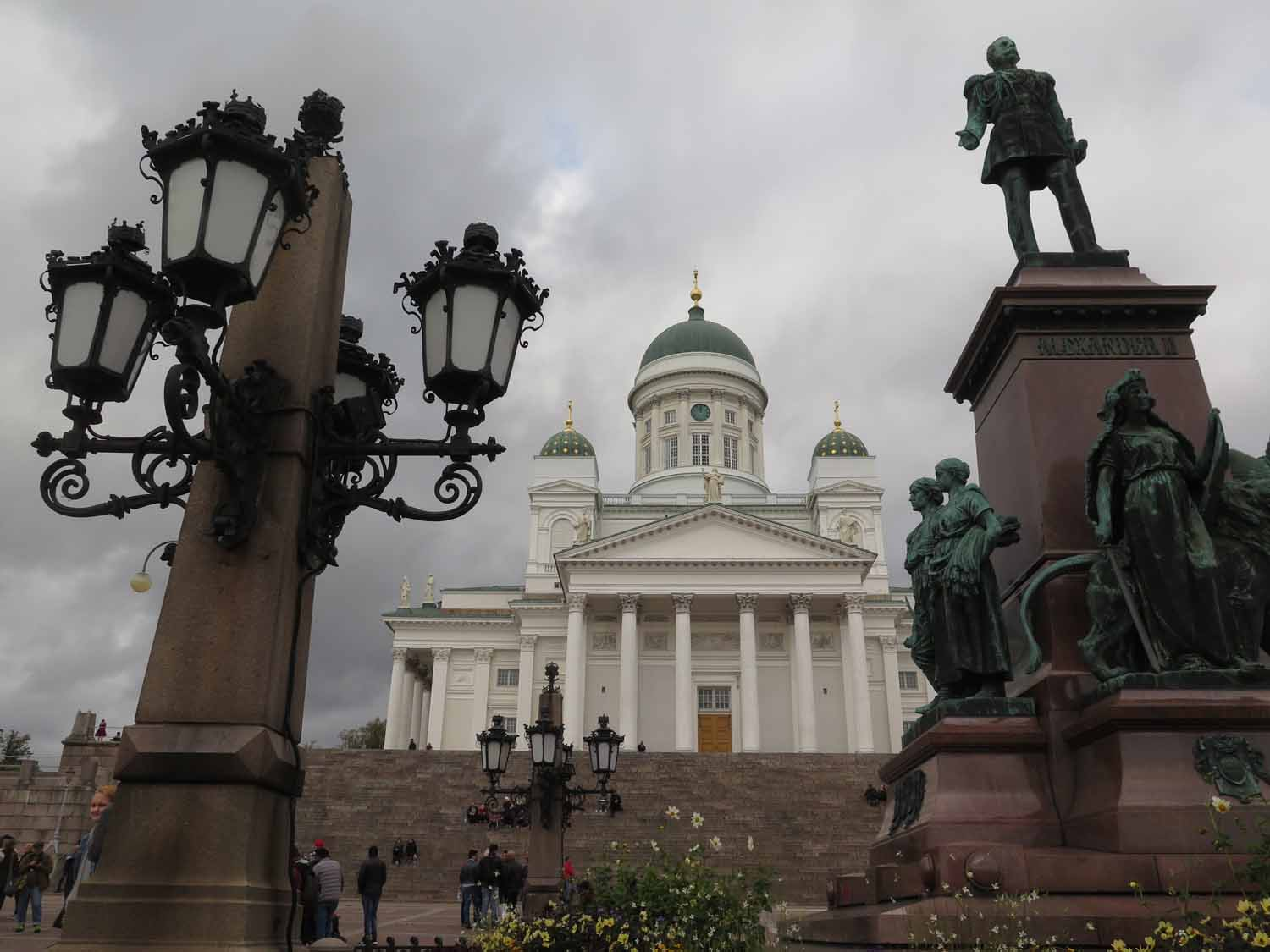 Finland-Helsinki-Cathedral