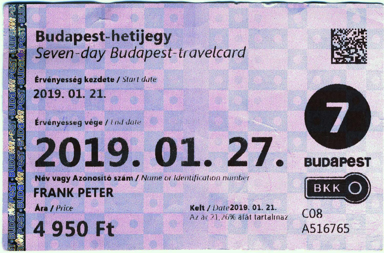 Hungary-Budapest-Seven-Day-Metro-Pass