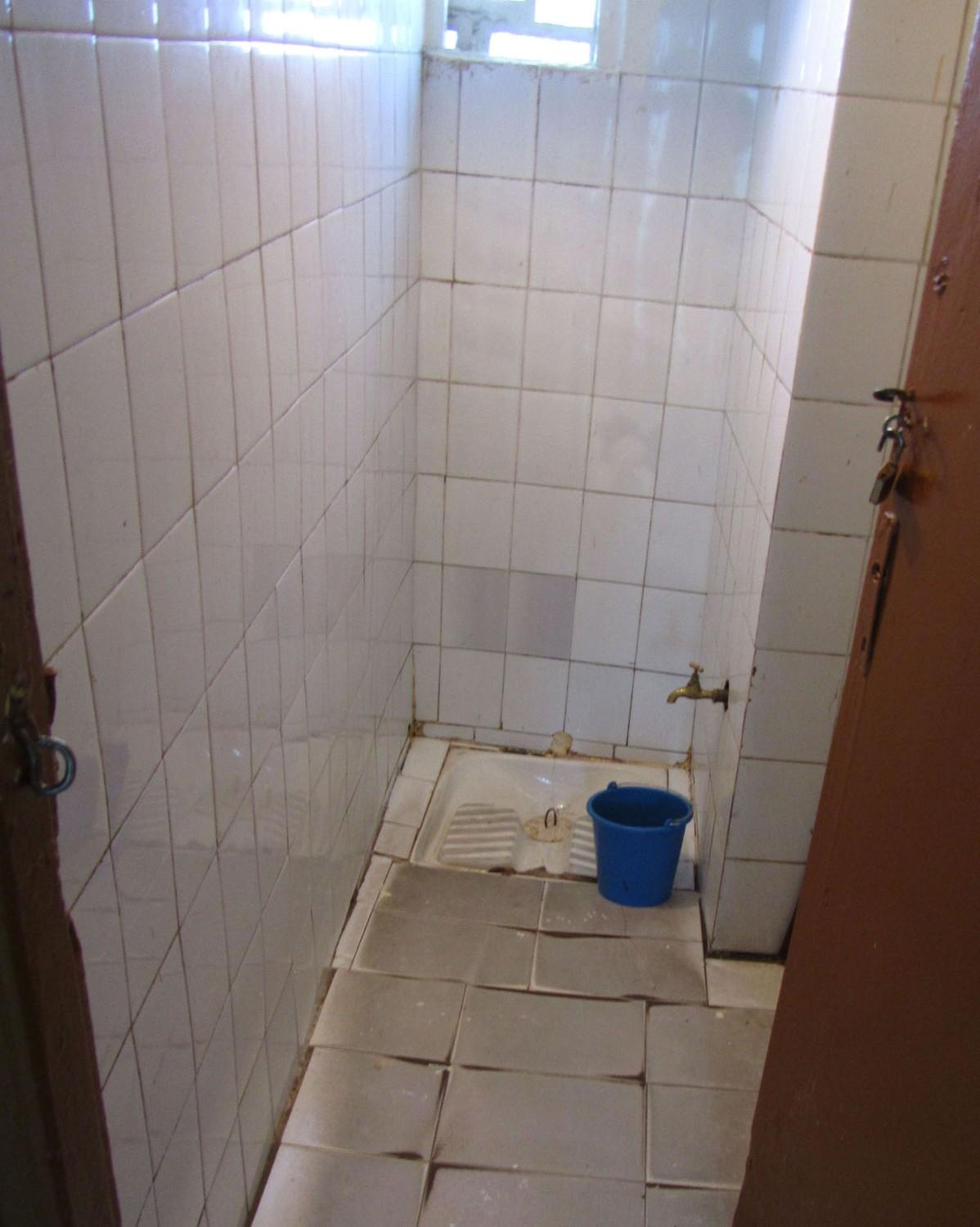 Morocco-Tangier-Bathroom