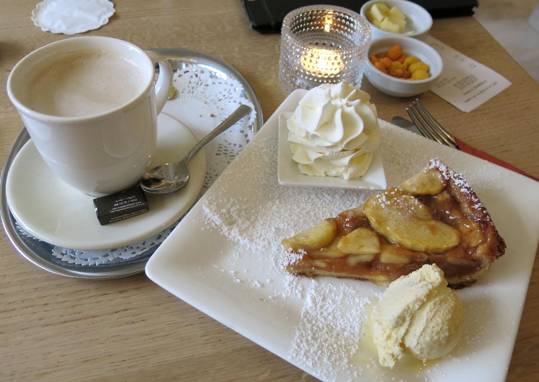 Belgium-Bruges-Dessert
