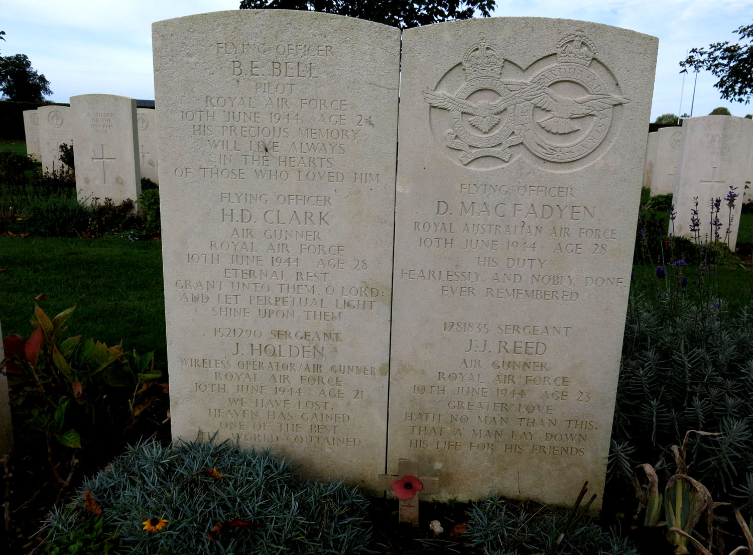 France-Normandy-D-Day-British-Cemetery