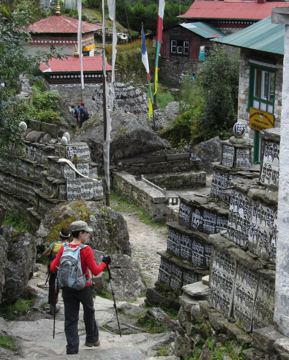 Nepal-Everest-Region-Trek-Day-08-Mani-Stones