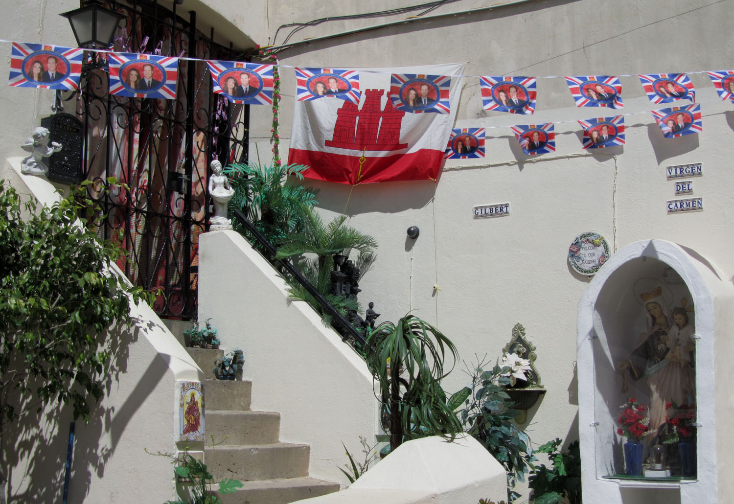 Gibraltar-Royal-Wedding