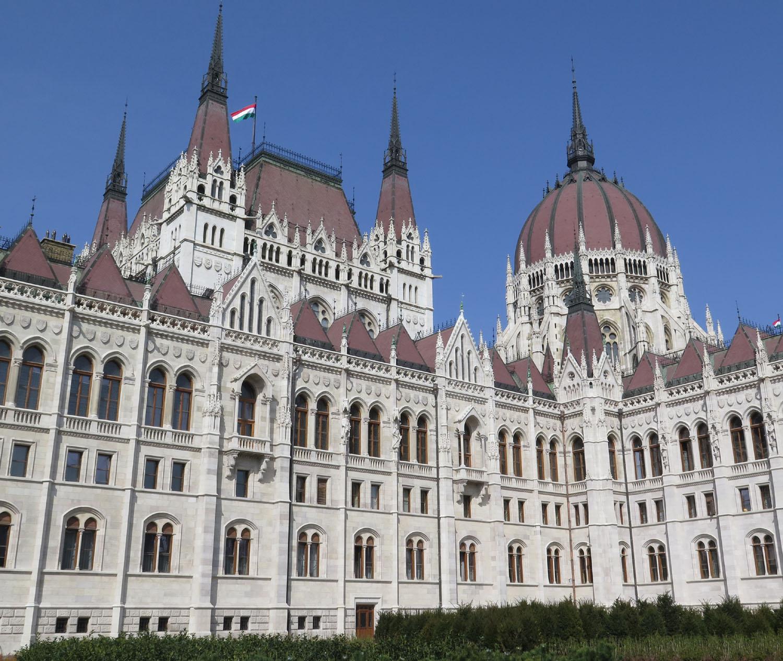 Hungary-Budapest-Parliament-Building