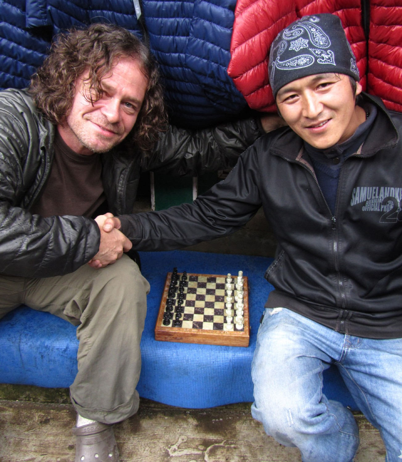 Nepal-Everest-Region-Trek-Day-03-Namche-Chess
