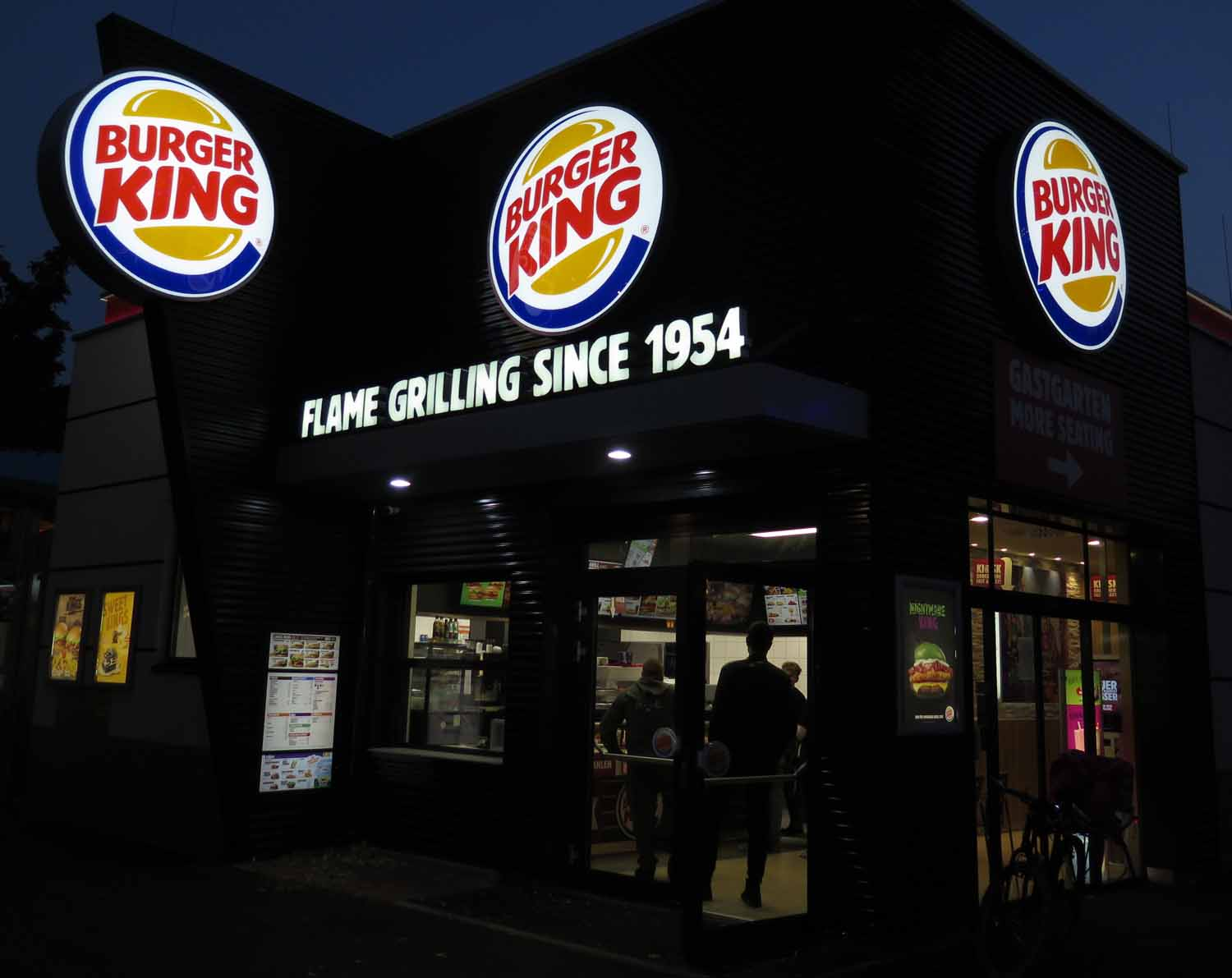 Austria-Vienna-Burger-King