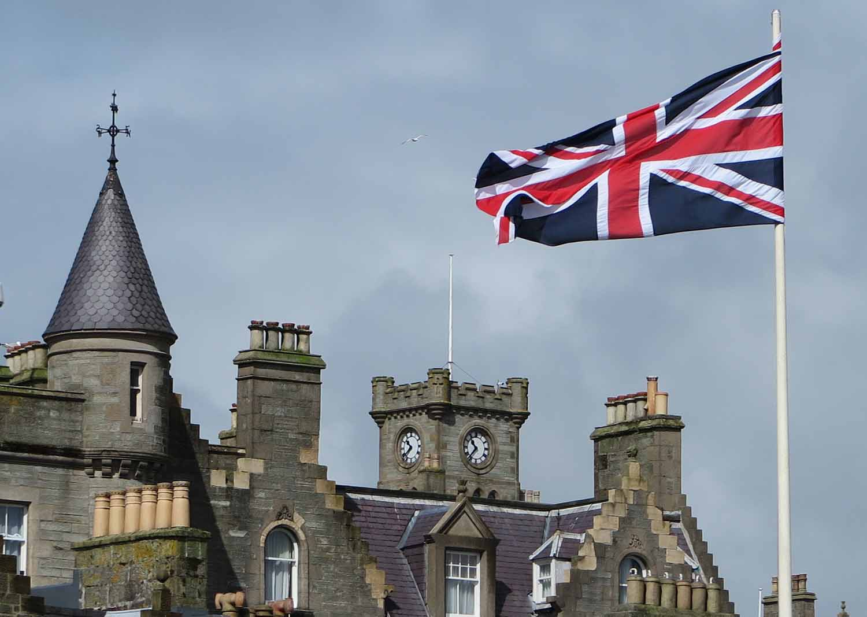 Scotland-Shetland-Lerwick