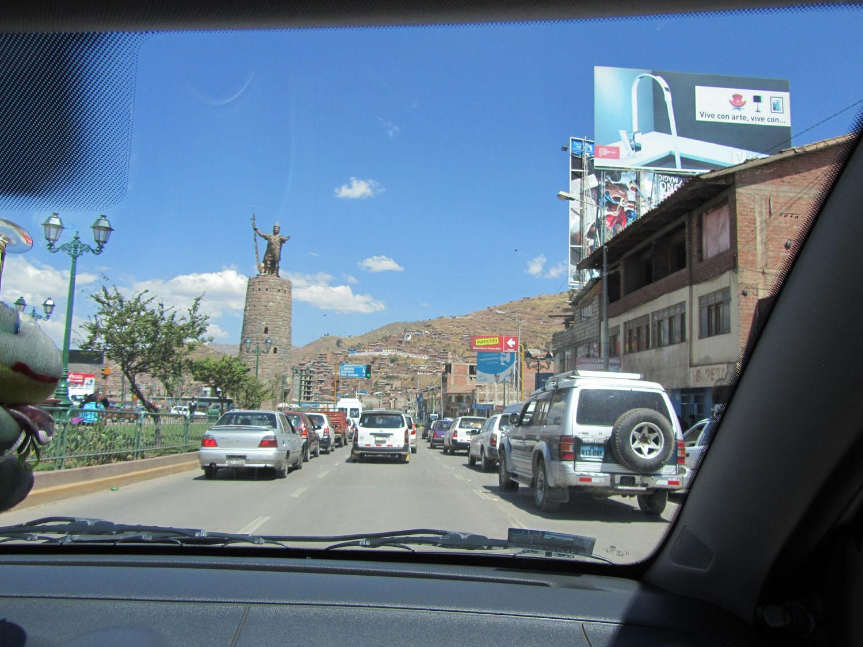 Peru-Cusco-Taxi