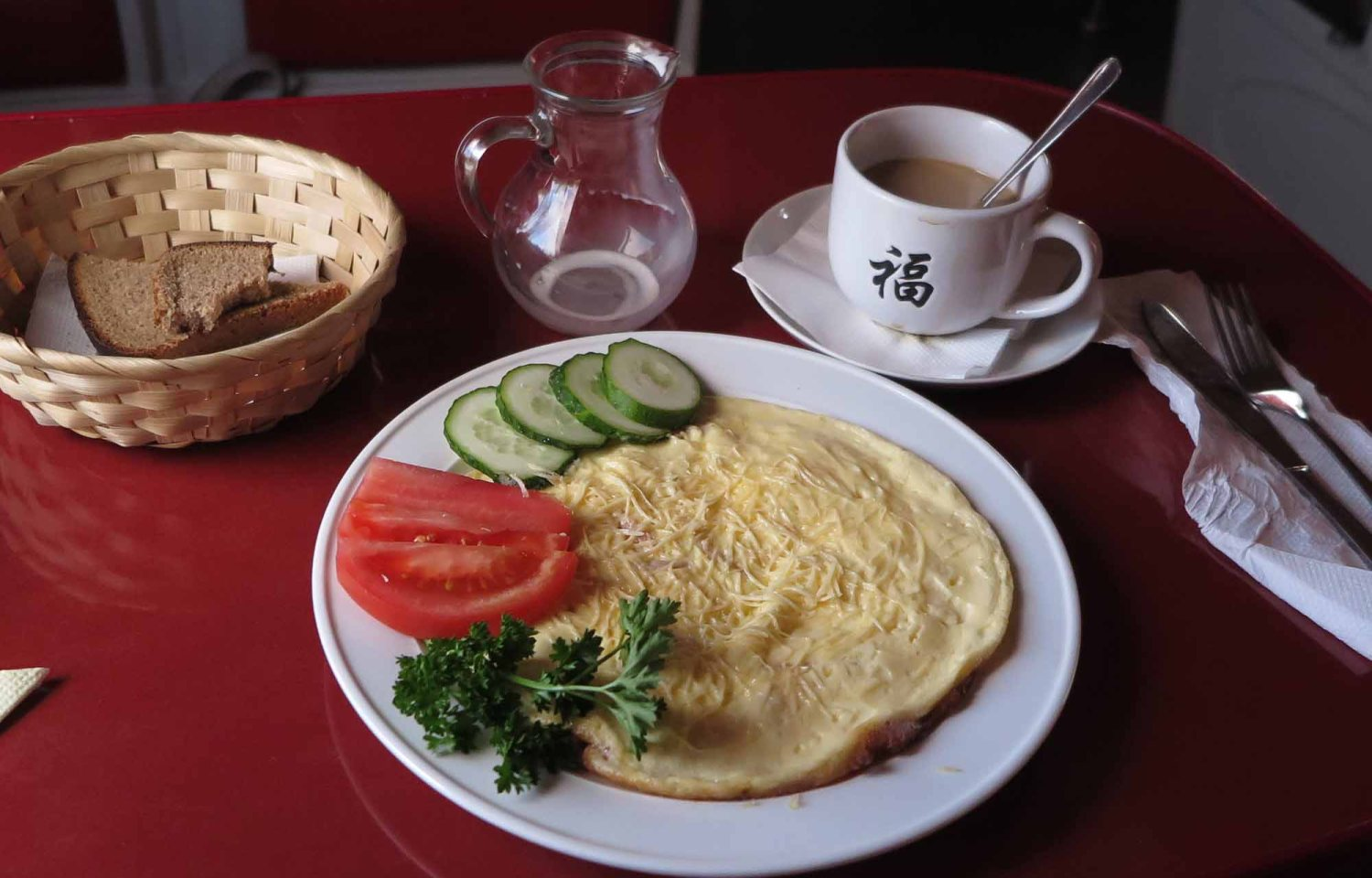 Russia-Trans-Siberian-Railway-Food-And-Drink-Breakfast